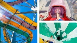 GIANT WATERPARK RESORT: Wilderness Resort, Wisconsin Dells (All Parks POV!)