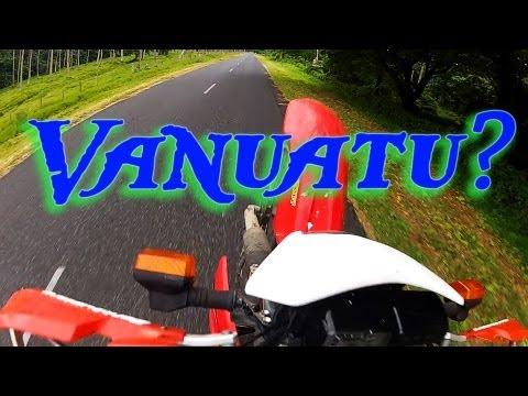 Vanuatu MotoVlogging