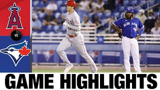 Angels vs. Blue Jays Game Highlights (4/9/21) | MLB Highlights