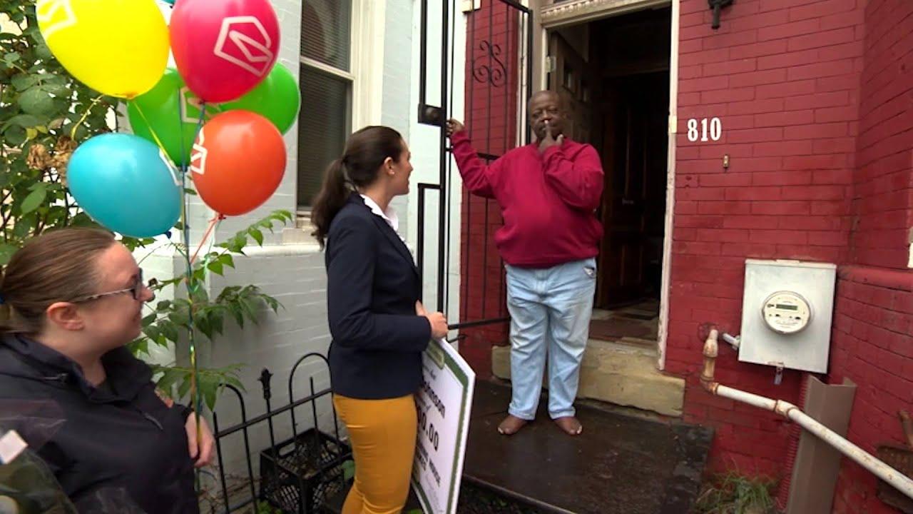Publishers Clearing House Winners: Samuel Johnson From Washington, D C Wins  $10,000