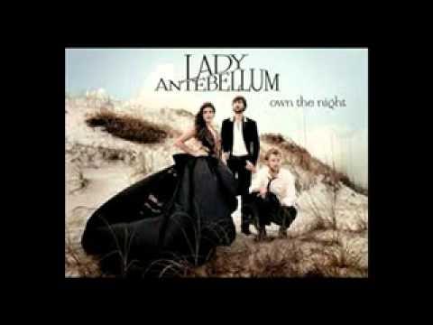 Lady Antebellum - Friday Night Lyrics [Lady Antebellum's New 2011 Single]