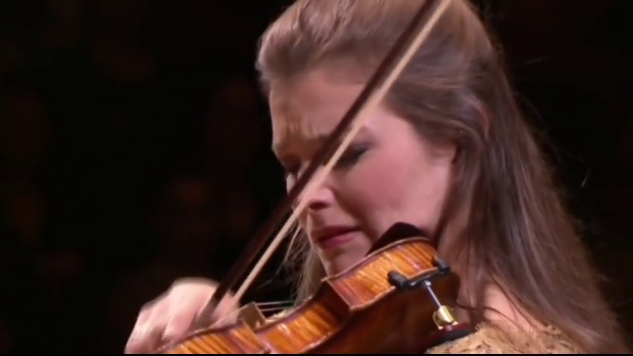 Tchaikovsky - Violin Concerto, Op. 35 | Paavo Järvi [HD]