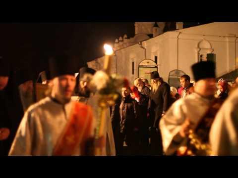 NEWSROOM24: Встреча Пасхи в Печерском монастыре