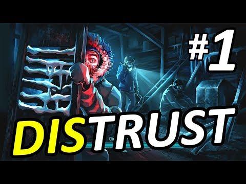 Distrust - ARCTIC BASE SURVIVAL - Ep. 1 - Let's Play Distrust Gameplay