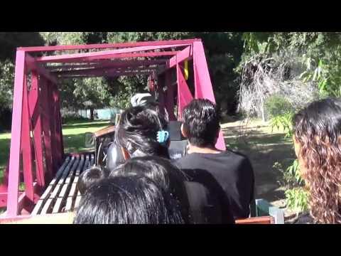 Griffith Park Train Ride