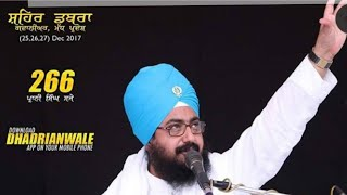 Video Bhai ranjeet Singh khalsa Dhadrian wale After Diwan download MP3, 3GP, MP4, WEBM, AVI, FLV Oktober 2018