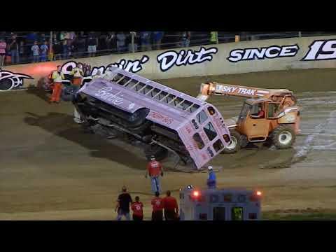 2018 Lawrenceburg Speedway Night of Destruction