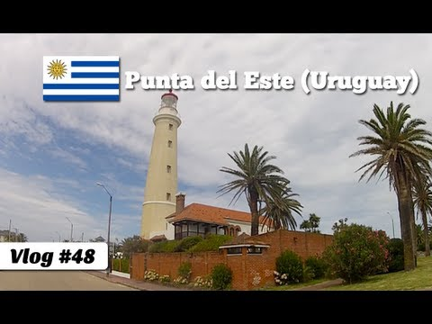 Tour durch Punta del Este, Uruguay (Reise Video 048)