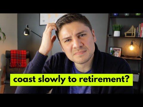 Slow FI vs. Coast FI: Early Retirement The Easy Way?