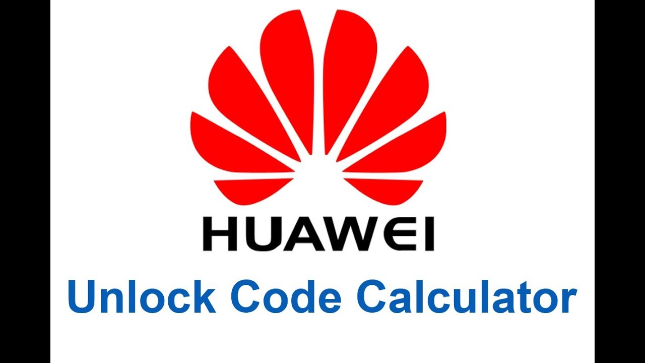 How to generate huawei unlock codes free unlimited