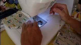 How To Make A Drawstring Bag, Easily.ideal To Hold Your Mobile, Sunglasses Etc