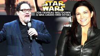 Jon Favreau Meltdown With Star Wars & Gina Carano Fired Details Surface (Star Wars Explained)