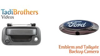 tailgate and emblem backup camera systems from www tadibrothers com