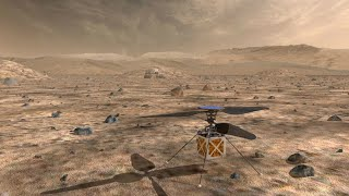 NASA's sending a helicopter to Mars in 2020