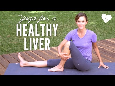 Yoga For a Healthy Liver