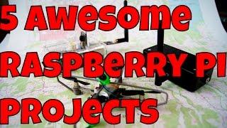 Top 5 Raspberry Pi Zero Projects | 2016