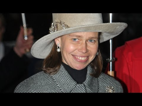 You May Not Know Lady Sarah Chatto, but She's One of Queen Elizabeth's Favorite Family Members