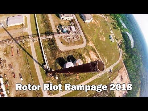 Rotor Riot Rampage 2018 - Ricker Life FPV