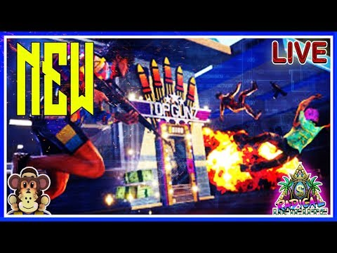 NEW (RADICAL HEIGHTS) - NEW FREE TO PLAY BATTLE ROYALE GAME!