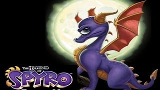 (PS2) The Legend of Spyro II - The Eternal Night 100%