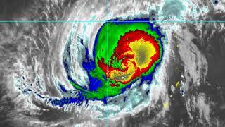 Super Typhoon Yutu marches westward in the Philippine Sea
