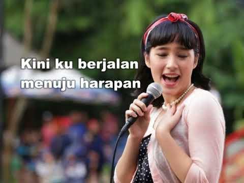 Tatjana Saphira - Meraih Asa (Lyric) -  Ost. Sweet 20