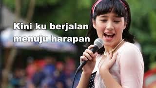 Gambar cover Tatjana Saphira - Meraih Asa (Lyric) -  Ost. Sweet 20