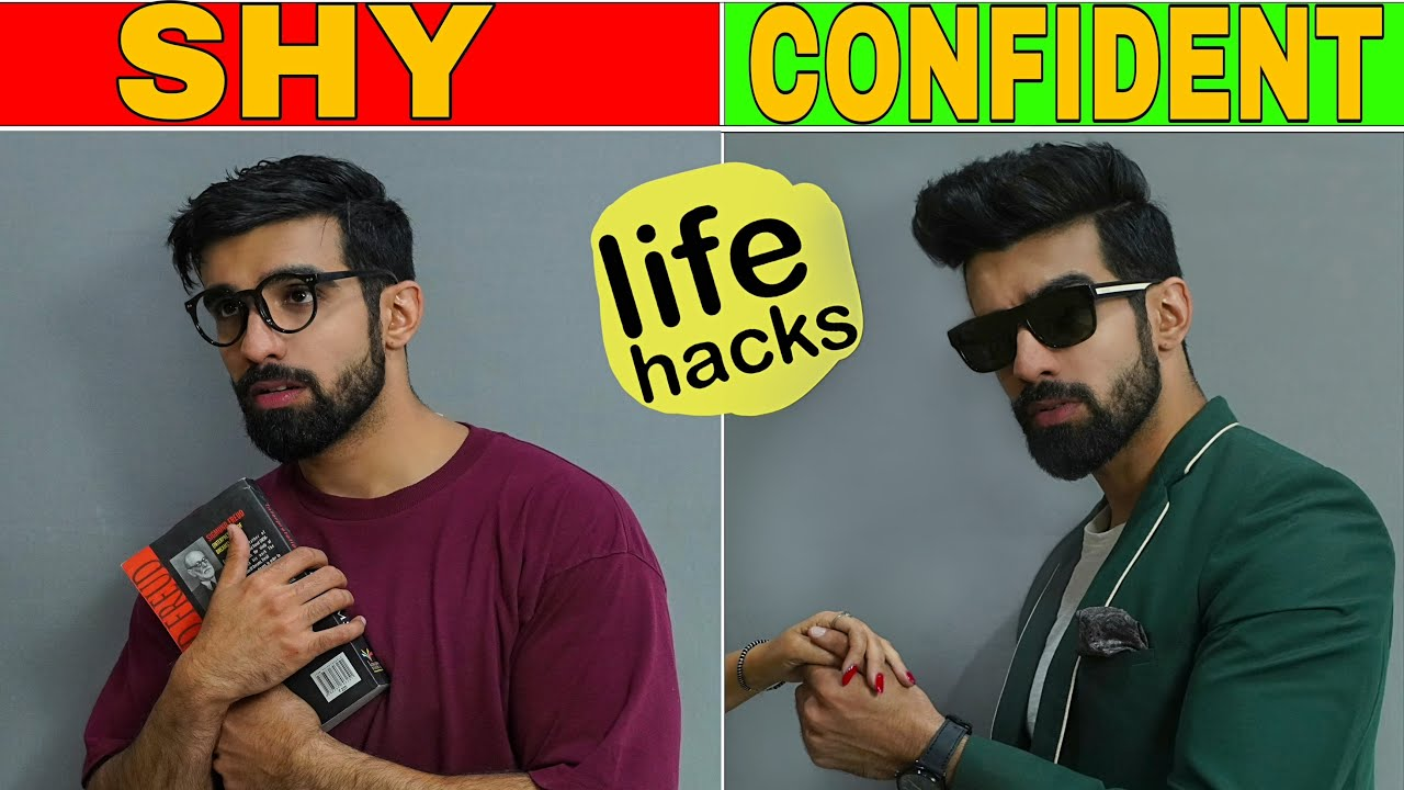 SHY/LOW CONFIDENCE? 11 *SECRETS* to INCREASE CONFIDENCE| Effective| How to be confident| Life Hacks