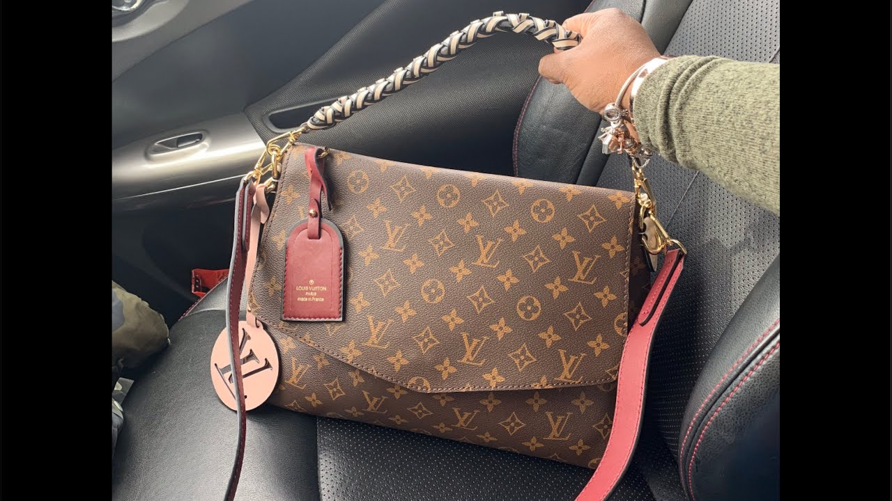8fd8aee761 YES! YOU DO NEED THIS BAG!! | Louis Vuitton Beaubourg MM Reveal😍 | Kay  Flight TV