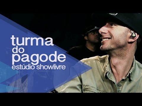 """""""Melhor amigo"""" - Turma do Pagode no Estúdio Showlivre 2014"""