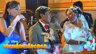BODA LEANDRO Y ROXANA - HECHICERO (en VIVO)