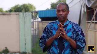 femi kuti visits irc programs in maiduguri nigeria