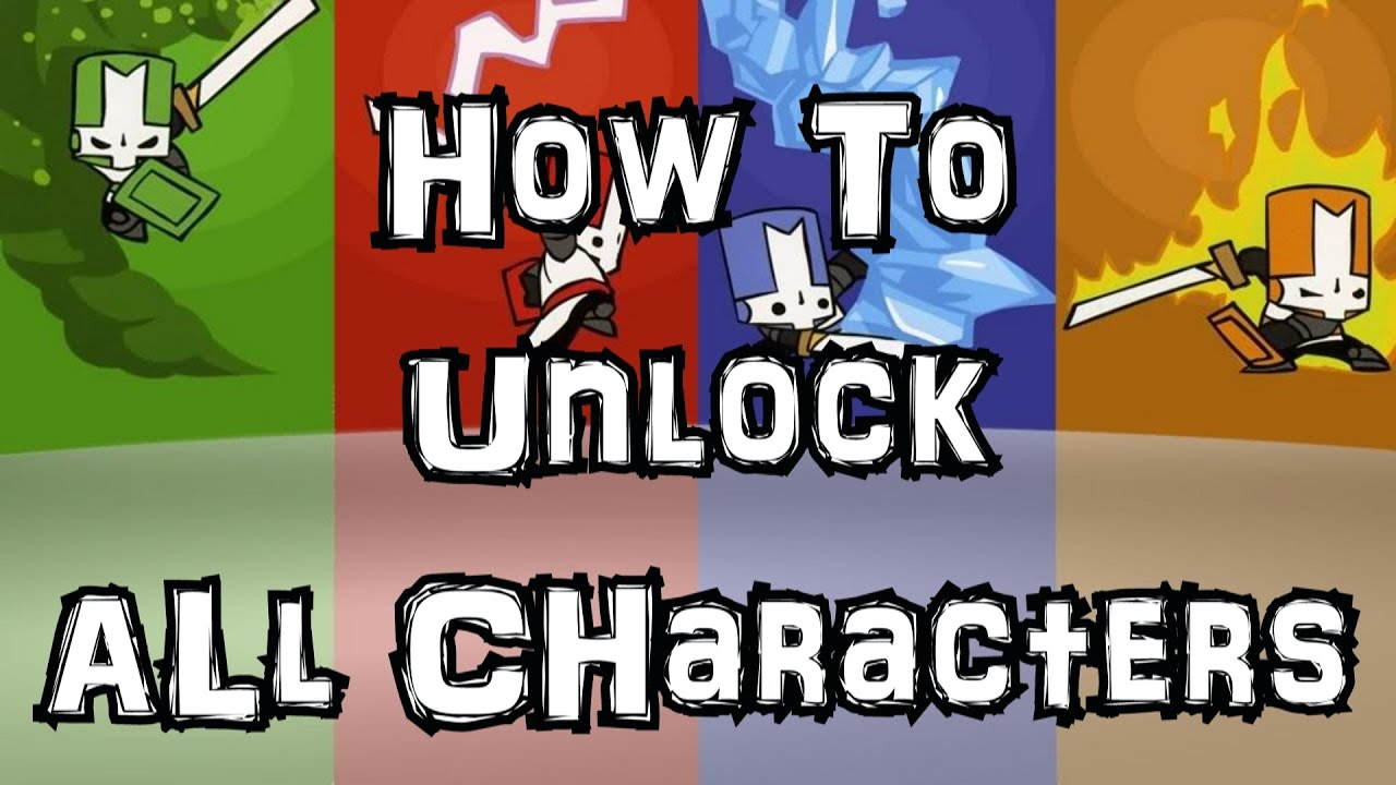 How To Unlock Every Character On Castle Crashes Hack Cheat Engine Youtube
