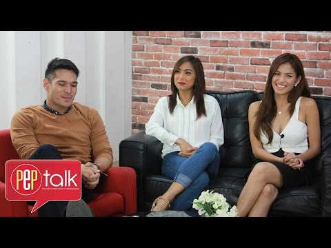PEPtalk. Andrea Torres, Rochelle Pangilinan, and Pancho Magno share their weird secrets