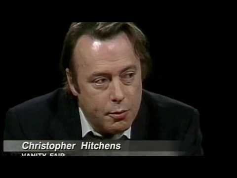 FULL HD Christopher Hitchens interview on Charlie Rose (1999)
