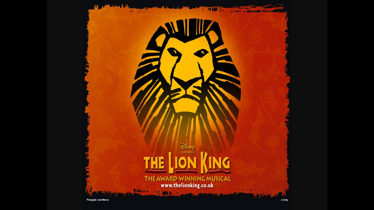 The Stampede The Lion King Musical By West End Orchestra