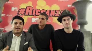 #Riccanza: Niccolò Ferrari, Tommaso Zorzi e Farid