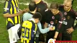 Alex'in Galatasaray'a Müthiş Frikik Golü