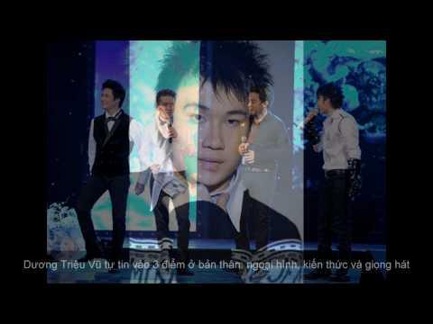 [liveshow] Duong Trieu Vu in Viet Nam