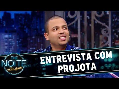 The Noite (17/06/16) Entrevista com Projota