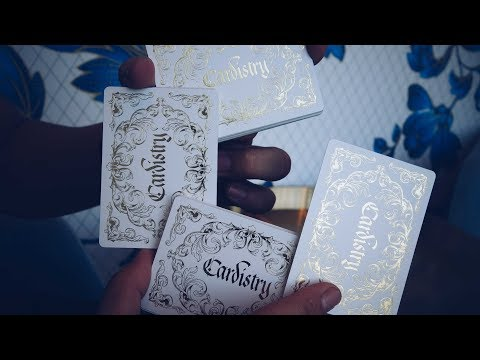Cardistry Calligraphy Official Trailer with Ink Academy - https://bombmagic.tw/
