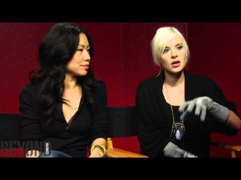 """Brea Grant & Vera Miao Talk """"Best Friends Forever"""" At The 2013 Sundance Film Festival"""