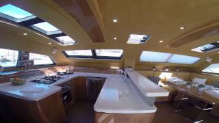 Sailing catamaran 50' : The Privilege Serie 5