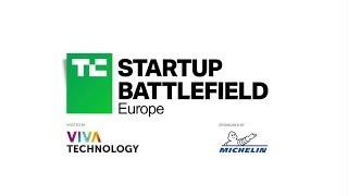 Startup Battlefield Europe at Vivatech