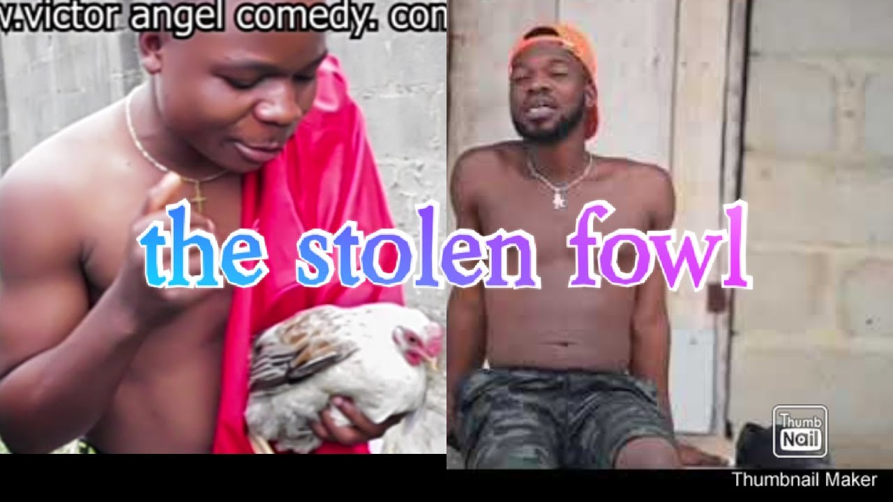 Official Broda shaggi comedy ft official Victor angel comedy ( the stolen foul )