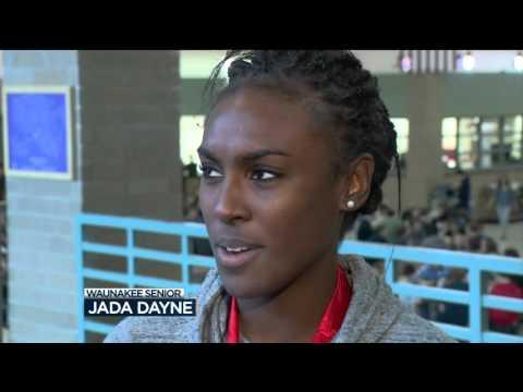 Jada Dayne is High School Heisman finalist