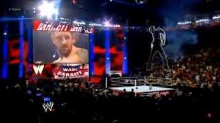 Wade Barrett -  Entrance And New Theme Song 2013