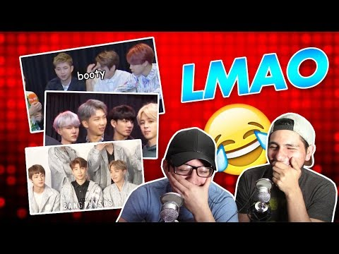 GUYS REACT TO BTS 'Namjoon Being Done With BTS' English'