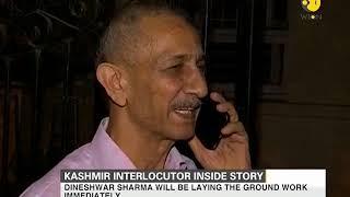 Kashmir interlocutor inside story