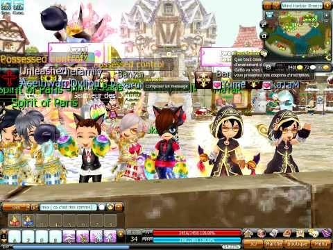 Danse sur IceDr ( petit peuplement réuni pour que vous nous rejoignez ^^ )